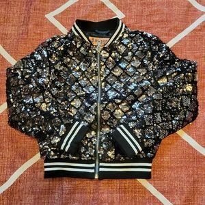 Girls Bomber Jacket